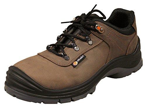 Alba & N csc96sks343Scarpe di sicurezza bassa dimensioni 43