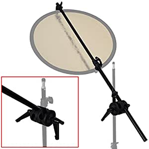 NEEWER® Photography Studio Photo Extendable Reflector Holder Arm Support
