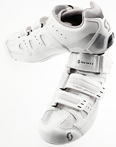 SCOTT ROAD COMP LADY Women's Road Cycling Shoes Size EU 37 US 6 White FUSION (Scott Road Cycling Shoes compare prices)