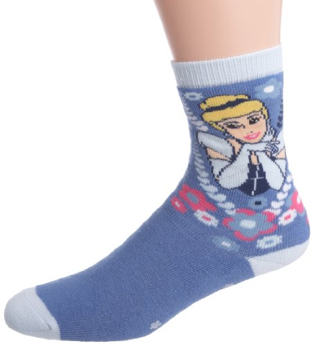Totes Girls Princess Socks
