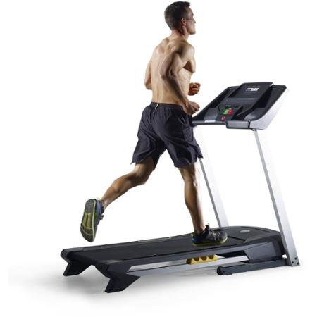 Golds-Gym-420-Treadmill-with-SpaceSaver-Design-and-Heart-Rate-Monitor
