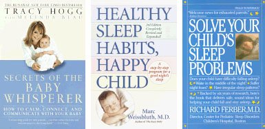 Solve Your Child's Sleep Problems, by M.D. Richard Ferber