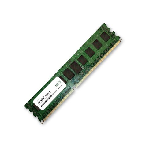 8Gb 1333Mhz Ddr3 Ecc Reg Cl9 Dimm Quad Rank X8 Interchangeable With Kvr1333D3Q8R9S/8G Anti-Static Gloves Included