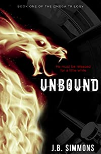 Unbound by J.B. Simmons ebook deal