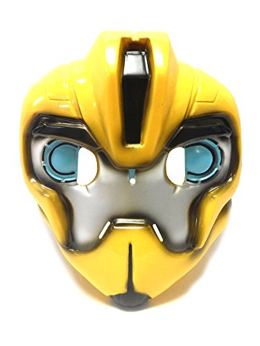 Transformers Bumblebee PVC Child's Mask