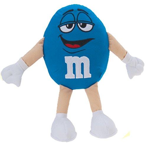 M M ′ s & 14 M-Peluche & M, colore: Blu