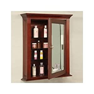 MEDICINE CABINETS AND BATHROOM VANITY CABINETS