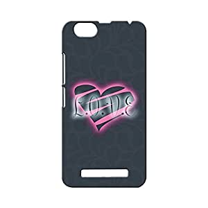 BLUEDIO Designer Printed Back case cover for Lenovo Vibe C ( A2020) - G0451