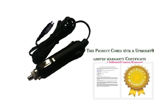 """Upbright® New Car 12V Dc Adapter For Naxa Ntd-2252 22"""" Widescreen Full 1080P Hd Led Television Auto Vehicle Rv Lighter Plug Power Supply Cord Cable Charger Psu"""