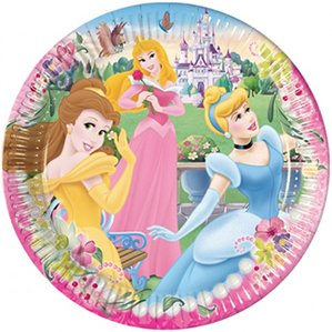 Disney Princess Journey Party Plates Pack Of 10 from Party2u