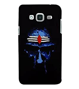 Shiva 3D Hard Polycarbonate Designer Back Case Cover for Samsung Galaxy J2 (2016) :: Samsung Galaxy J2 Pro (2016)