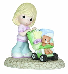 Precious Moments Love Is On The Way Figurine