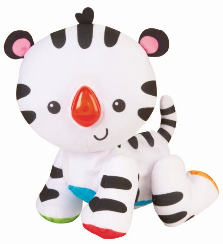Fisher-Price Touch 'n Crawl Tiger - 1