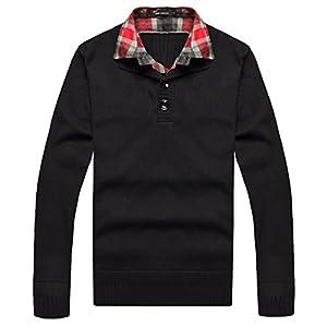 Tour Concept Men's False Two Sweater