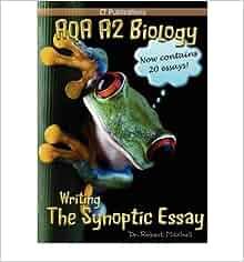 Synoptic essay aqa biology a2