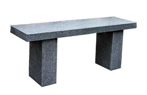 NVA Creative Garden Granite 5564100 Linnea Bench