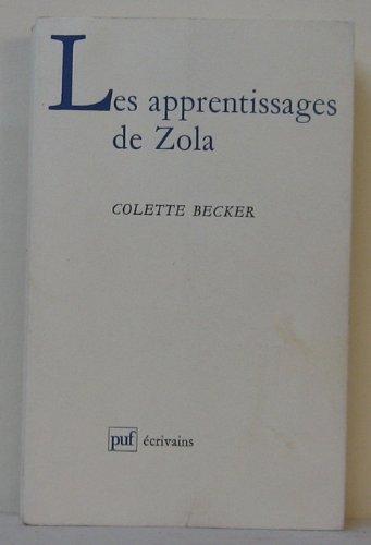 Les apprentissages de Zola : du poète romantique au romancier naturaliste