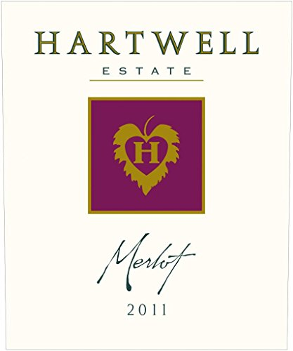 2011 Hartwell Estate Stags Leap District Napa Valley Merlot 750 Ml