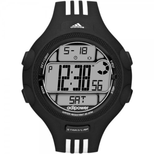 Adidas ADP3120 Mens Adipower Alarm Chronograph Watch