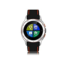 Zgpax S7 Tri Proof 3g Android Smart Watch Phone Newest Android 4.4 Os System