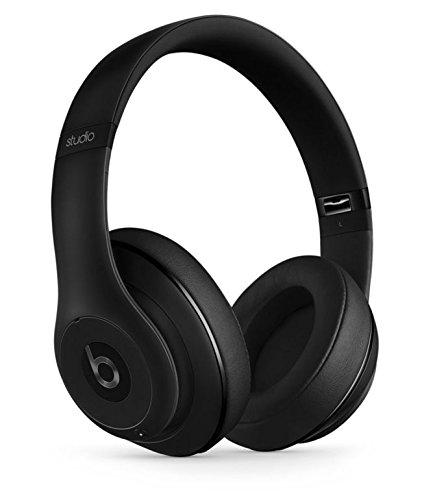 Beats By Dre Studio Wireless Over-Ear Headphone – Black
