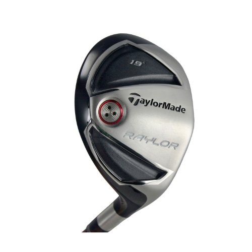 TaylorMade Raylor Hybrid Club Left 19 RE-AX 65 Graphite Regular
