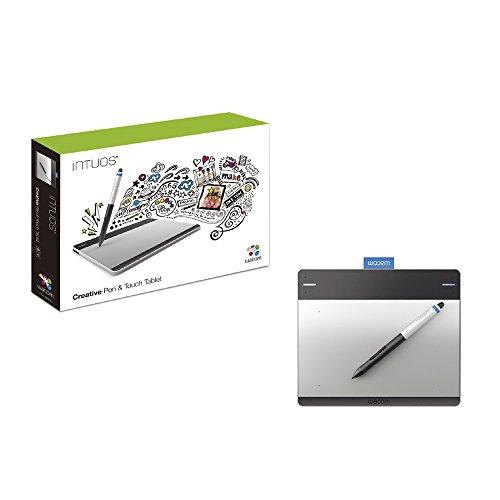 ワコム Intuos Pen & Touch 油彩制作用モデル Sサイズ CTH-480/S2