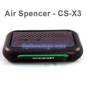 Air Spencer CS-X3 Air Freshener - Lime from Air Spencer