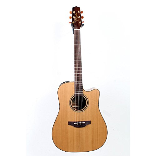 Takamine Pro Series 3 Dreadnought Cutaway Acoustic-Electric Guitar Natural 888365266503