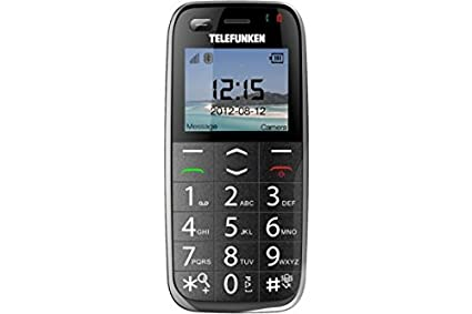 T�l�phone GSM TELEFUNKEN TM400 NOIR