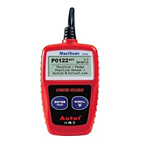 Autel (MaxiScan MS309) OBD-II Code Reader / Scan Tool