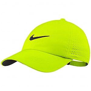Nike Junior Dri-FIT Perforated Caps Volt