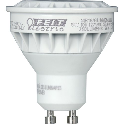 Feit Electric MR16/GU10/DM/LED 6.5 Watt Dimmable