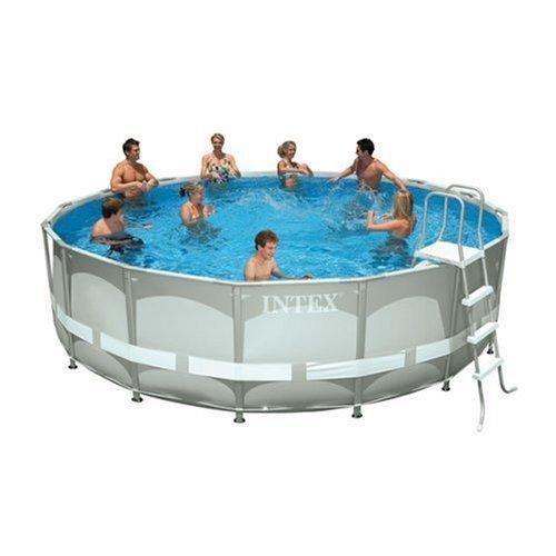 Best Cheap 16 39 X 48 Intex Ultra Frame Set Pool Package