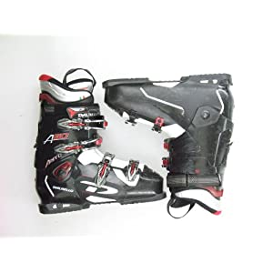 Used Dalbello Aerro A60 Intemediate Black Ski Boots Men's Size