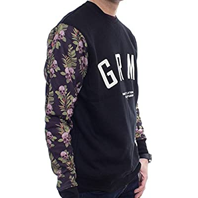 Grimey Sweatshirt Ronin Black