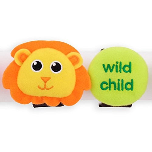 Sassy Charm Bands Lion & Wild Child