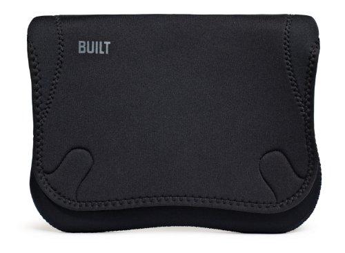 BUILT 9-10 Inch Neoprene Netbook Laptop Envelope, Black