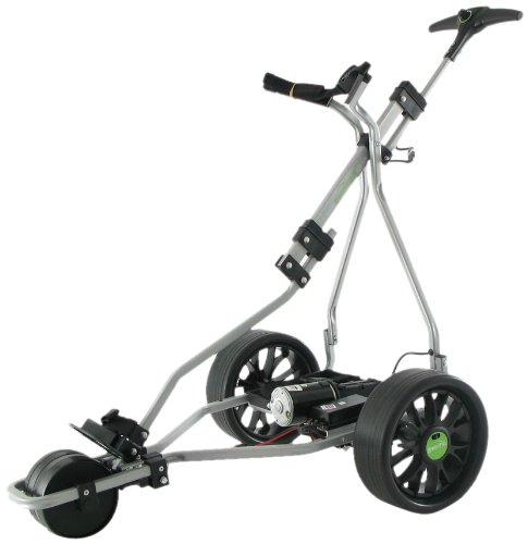 Greenhill GT Skyline 18 Hole Electric Golf Trolley - Silver