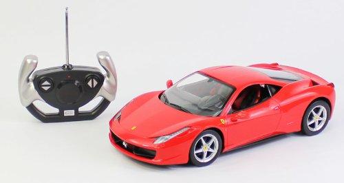 1/14 Scale Ferrari 458 Italia Radio Remote Control Sport Car RC RTR RC CAR Ferrari Remote Control Ferrari