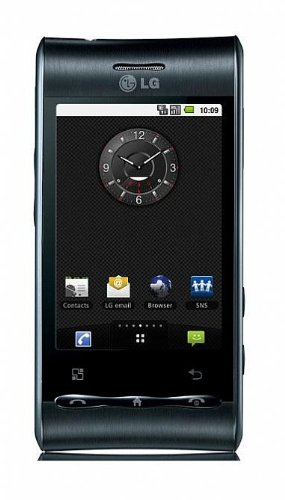 Link to LG GT540 3 Inch Touch,,Android Os,Wi-fi Gps,Unlocked International Version No Usa Warranty(black) Get Rabate