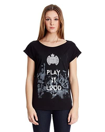 Ministry Of Sound Camiseta Manga Corta Play It Loud