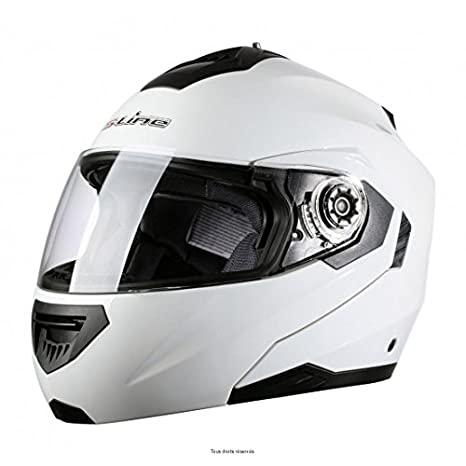 S-LINE - Modulable S520 Blanc XS Casque modulable adulte