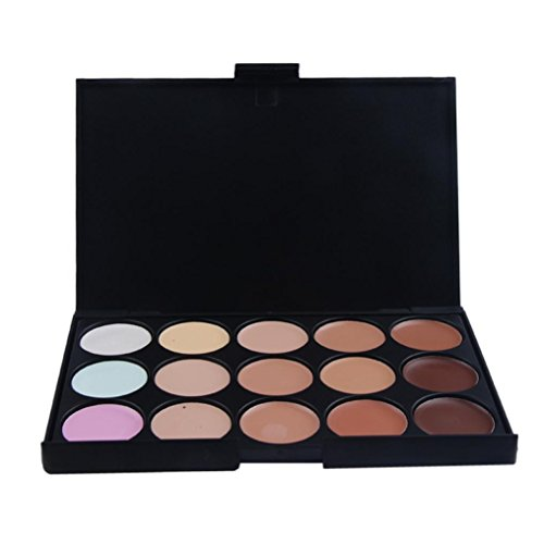 DATEWORK 15 Color Neutral Warm Eyeshadow Palette Eye Shadow Makeup Cosmetics