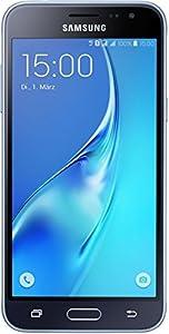 Samsung Galaxy J3 SM-J320F 8GB 4G Black - smartphones (Android, MicroSIM, GSM, UMTS, LTE, Micro-USB)