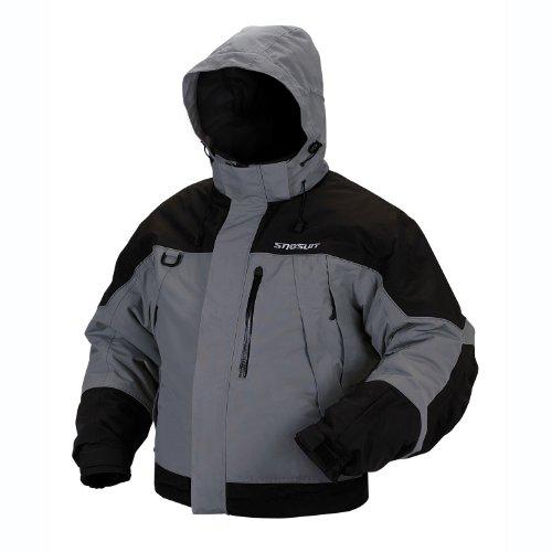 Frabill FXE Snosuit Jacket (Gray, Medium)