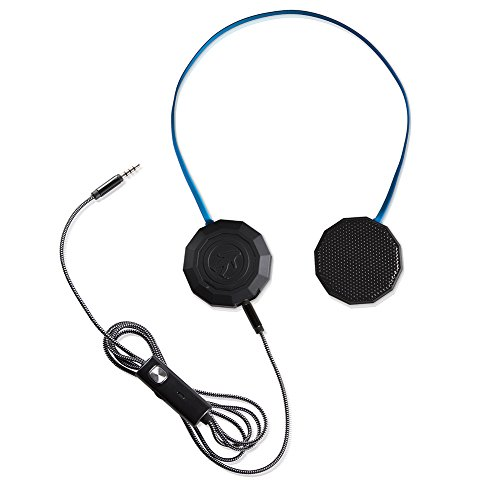 Outdoor Tech OT0042 Wired Chips - Universal Helmet Audio System, Black