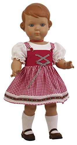 Schildkrötpuppe 8656550 Inge Göße .56 cm braun