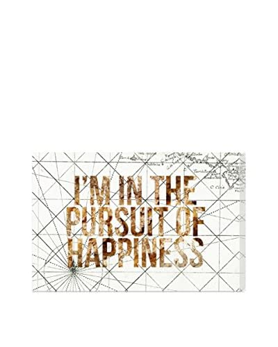 """Oliver Gal Artist Co. """"Pursuit Of Happiness"""" Canvas Art"""