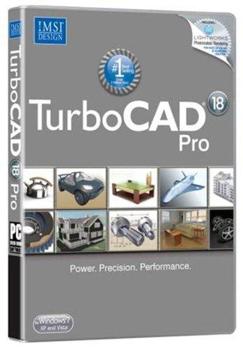 TurboCAD 18 Professional (PC DVD ROM)